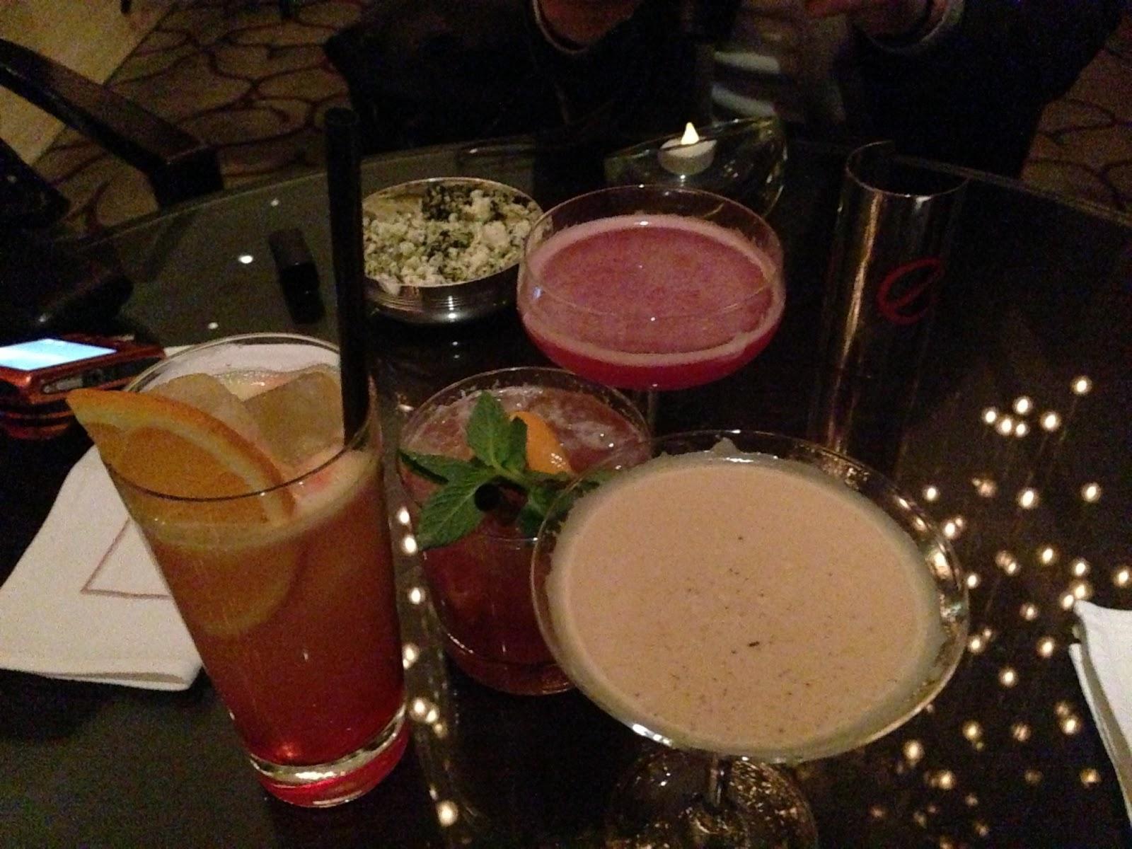 Cocktails, Shangri La, Beijing, China, CRCC Asia