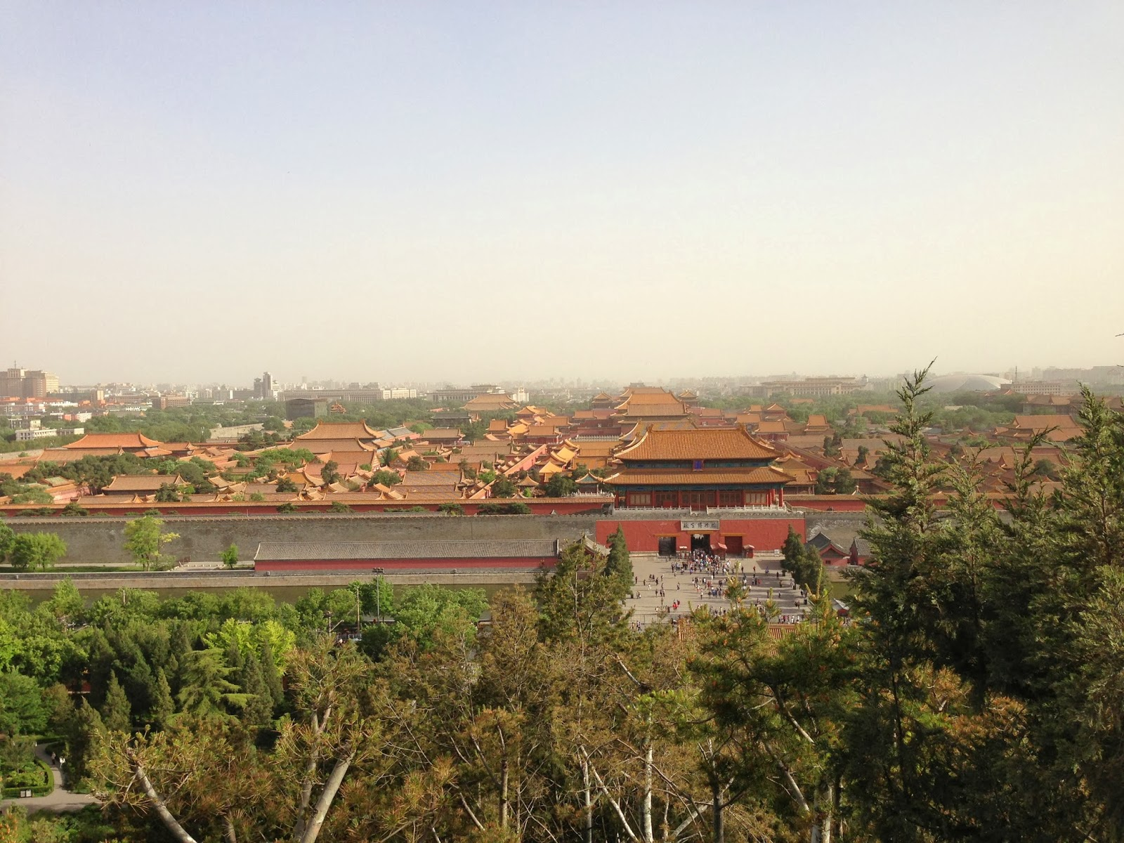 Beijing, China, The Dragon Trip