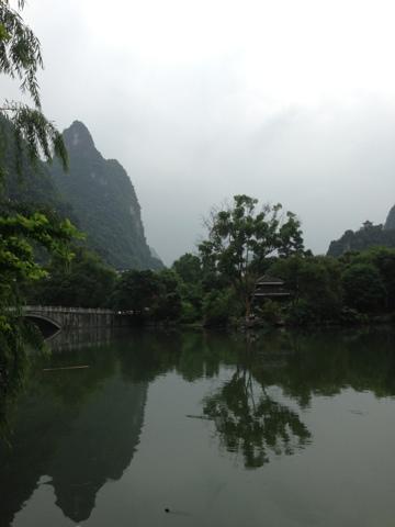 Yangshuo, Gulin, Shanghai, China, The Dragon Trip