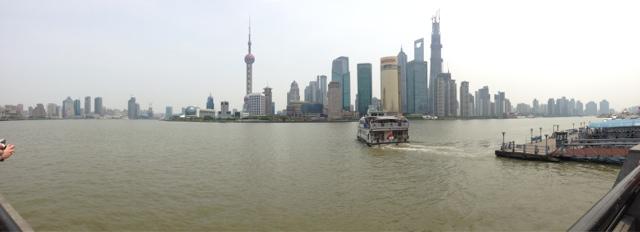 Shanghai, China, The Dragon Trip