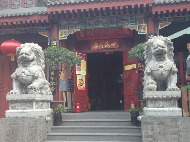 Xi'an, China, The Dragon Trip