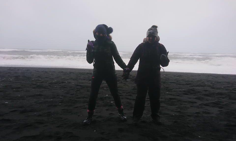Reynisfjara Black Sand Beach, Vik, Reykjavik, Iceland