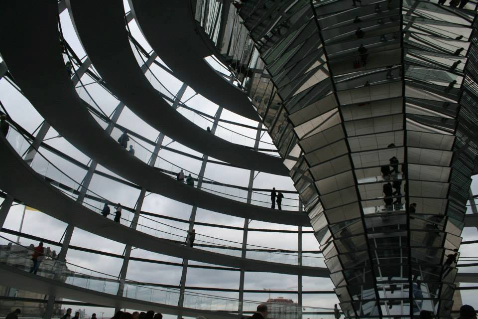 Berlin. Germany. Reichstag.