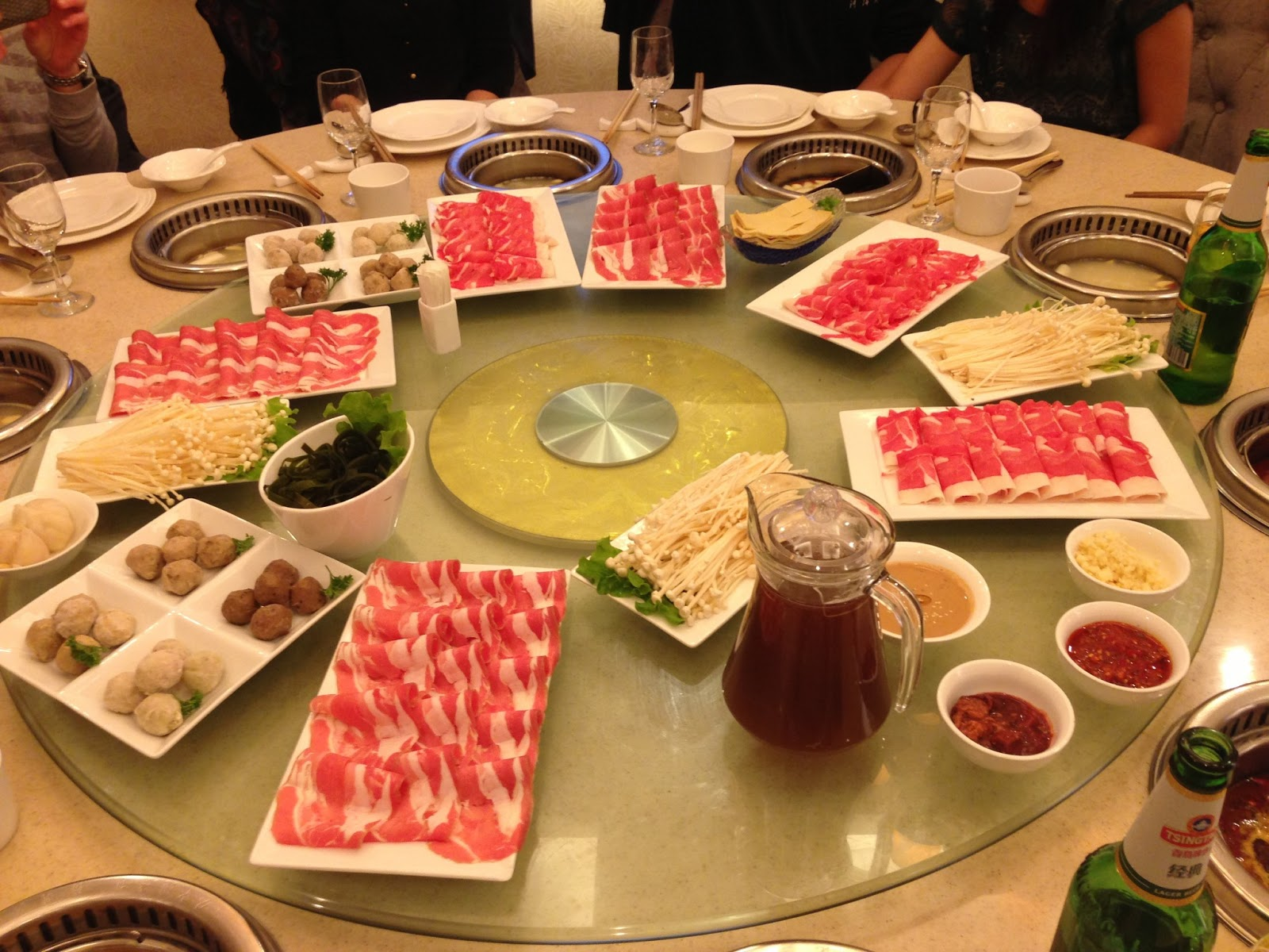 China, Beijing, Hot Pot, CRCC Asia