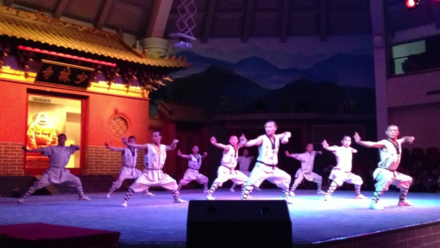 Qingling. China. The Dragon Trips