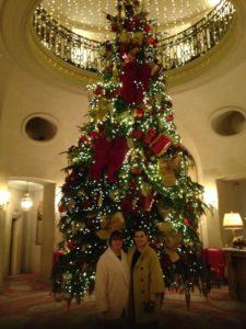 The Ritz, London, Christmas, Afternoon Tea