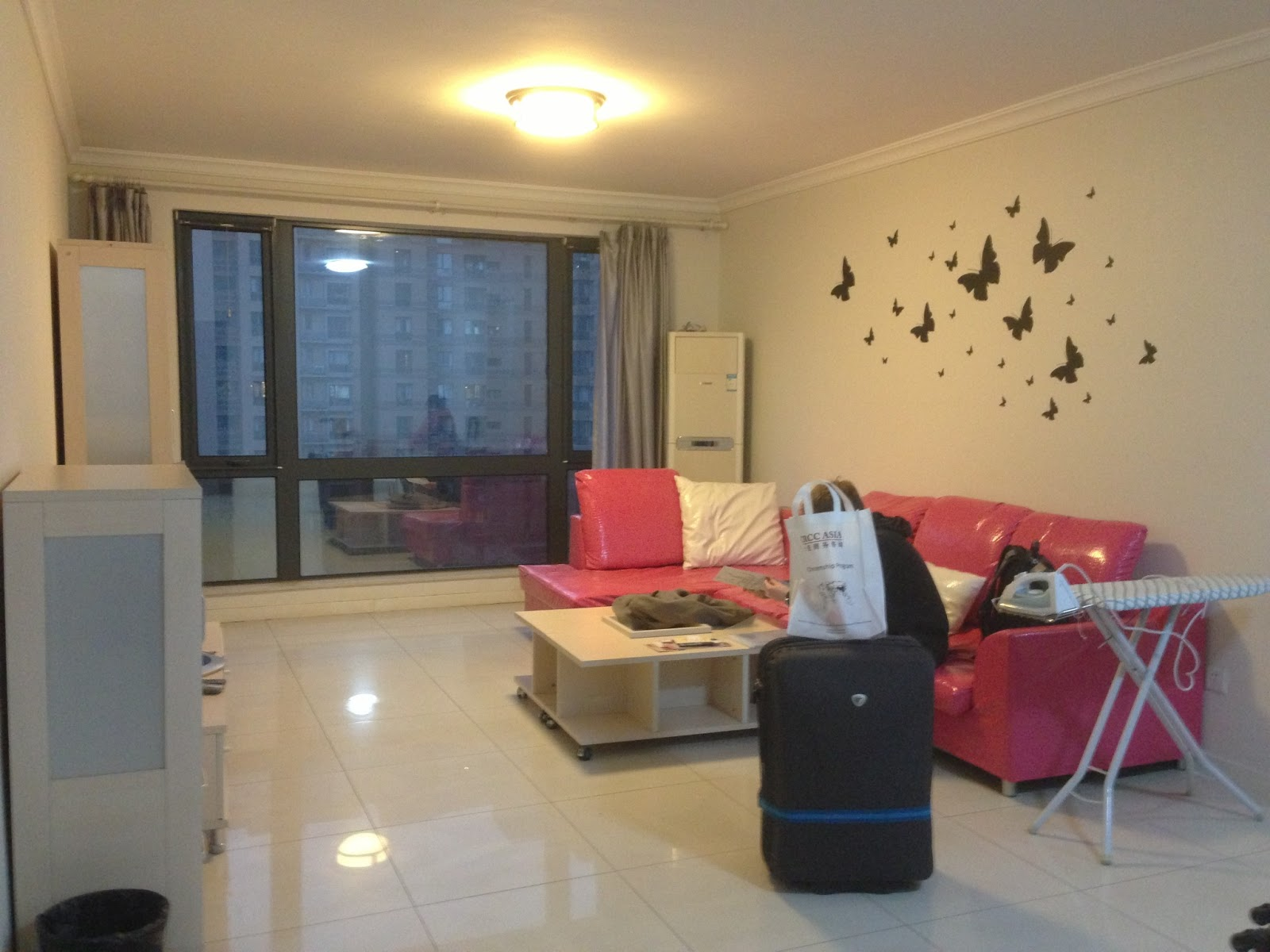 Apartment with CRCC Asia, Beijing, China
