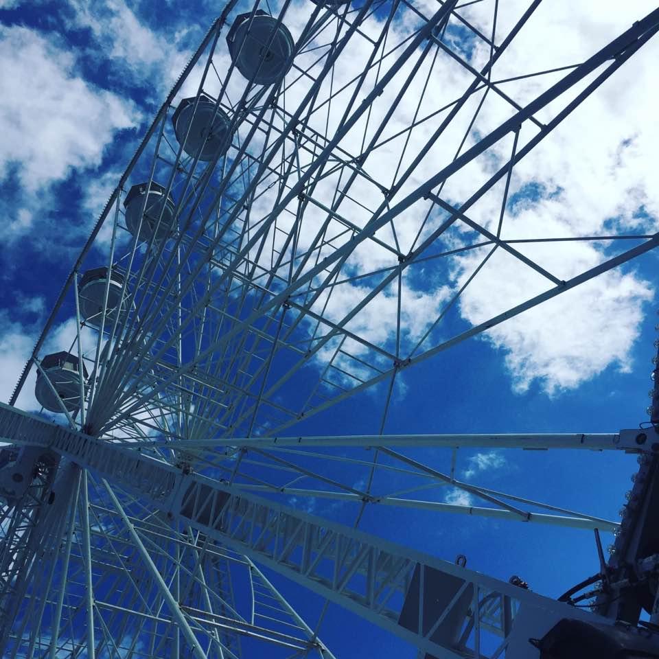 Ferris Wheel at Bristol International Balloon Fiesta