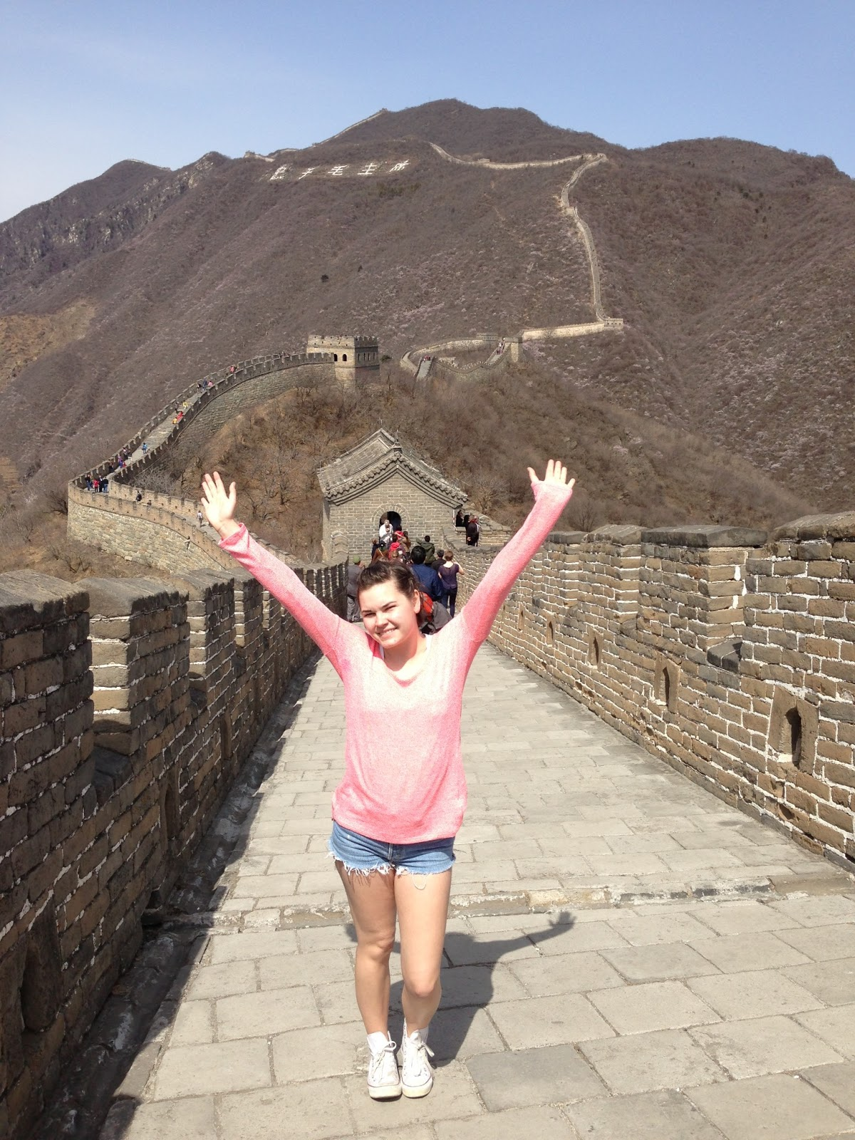 The Great Wall of China, Beijing, CRCC Asia, The Dragon Trip