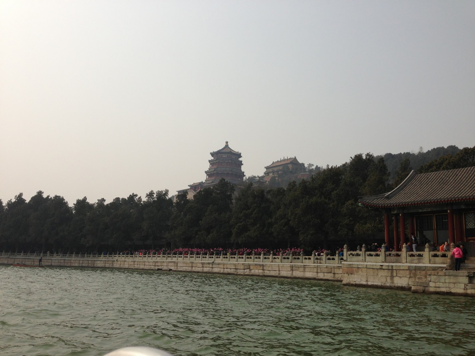 Summer Palace, Beijing, CRCC Asia, China