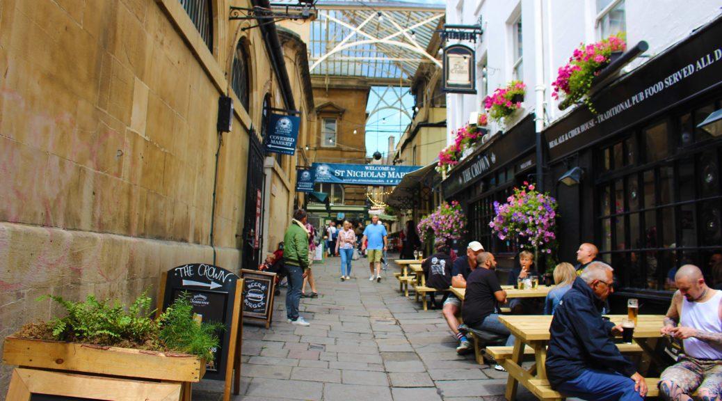St Nicholas Market Bristol