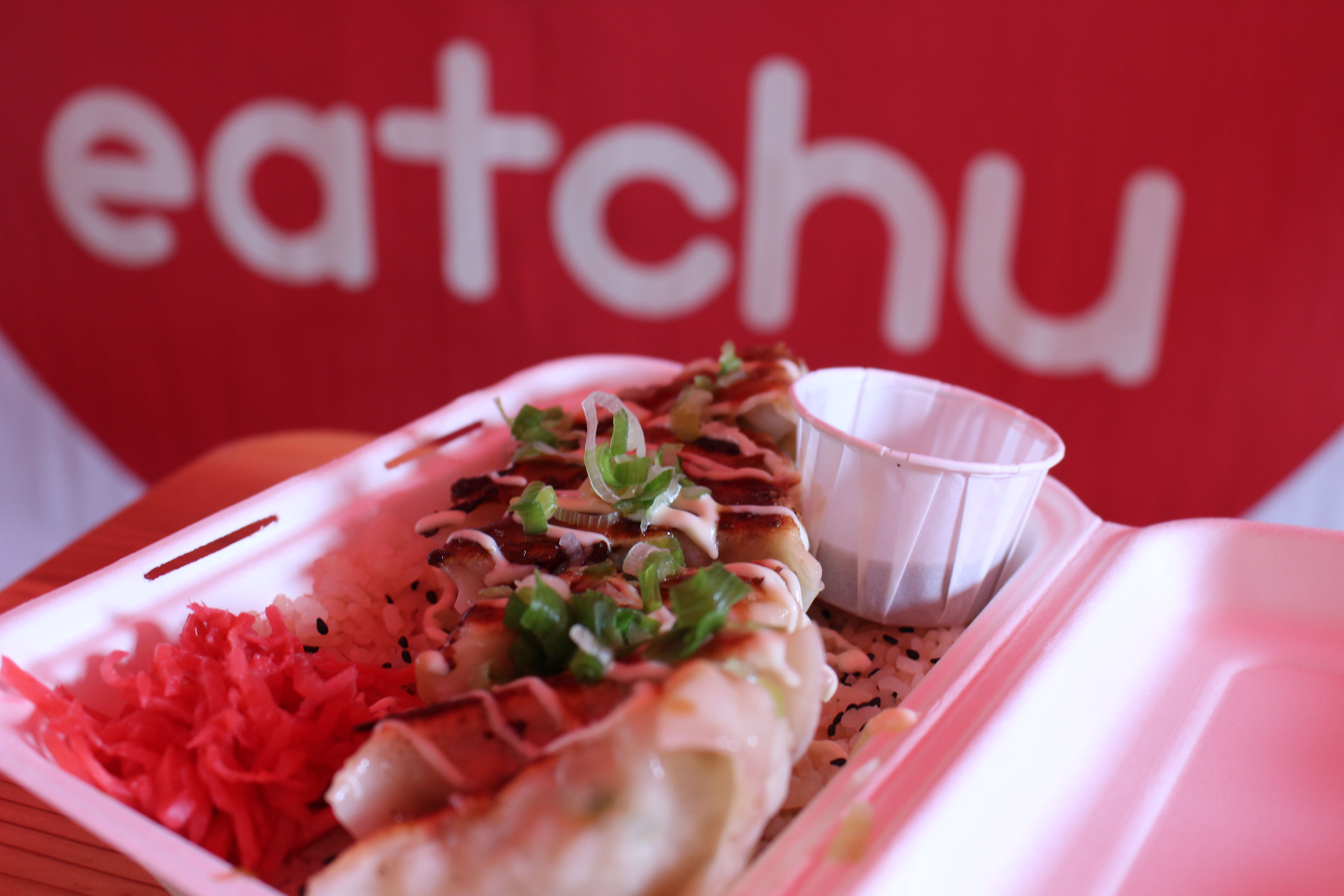 Eatchu, Japanese, Gyoza, St Nicholas Market, Bristol