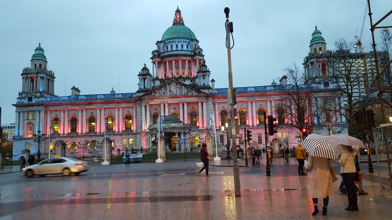 Belfast City Hall, Ireland, Travel