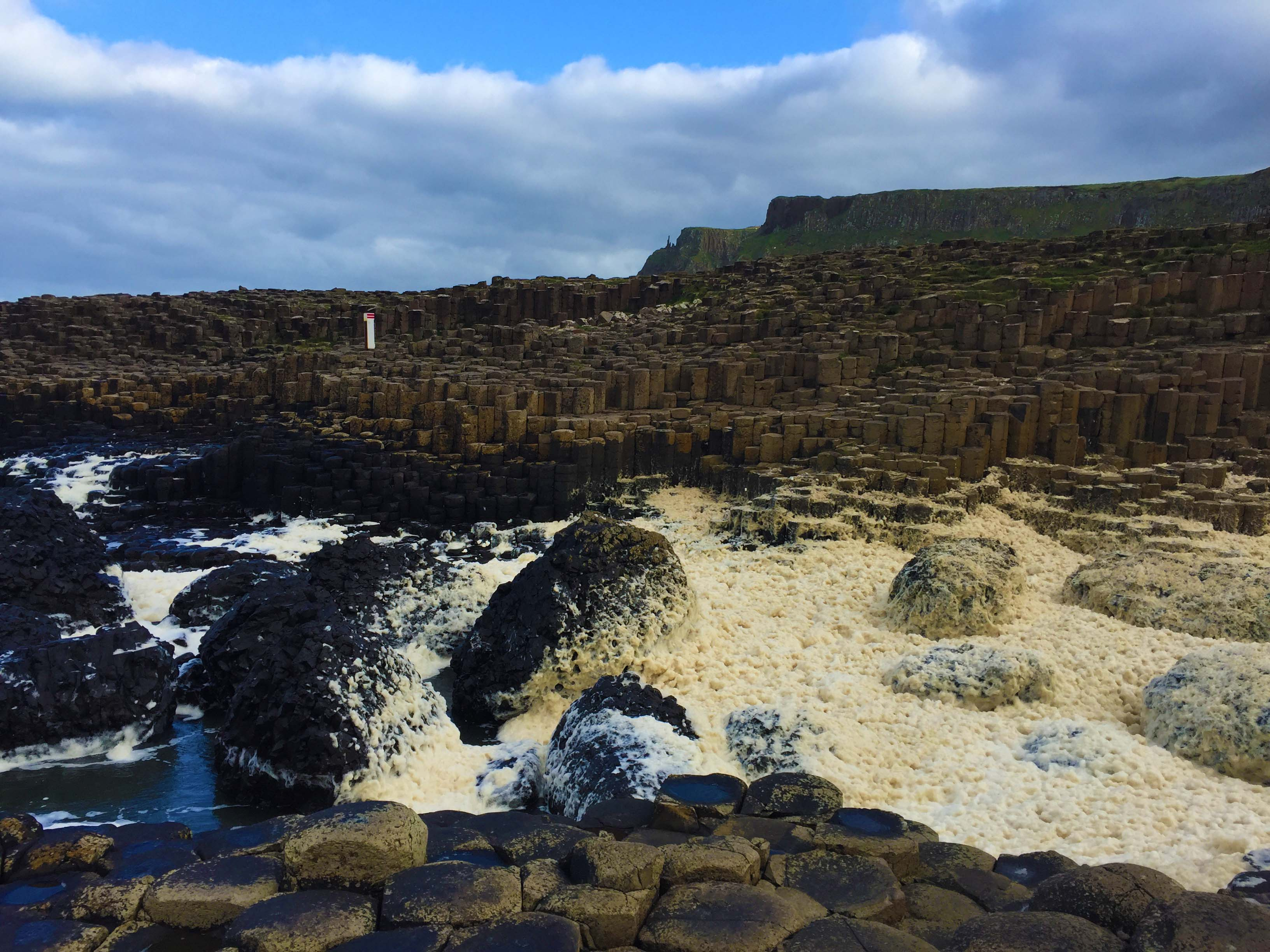 Giant's Causeway, Ireland, Travel Blogger