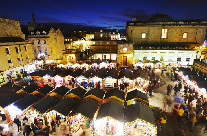 Affordable Weekend Day Trips - Photo credit: www.visitbath.co.uk