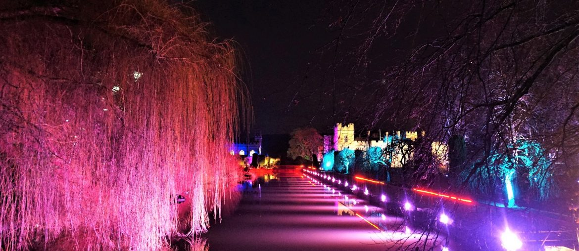 Winter Day Trips: Sudeley Castle Spectacle of Light
