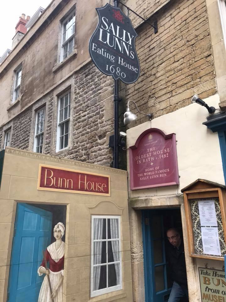 Bath's Oldest House - Sally Lunn's