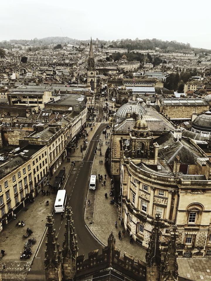 Bath Abbey Tower Tours