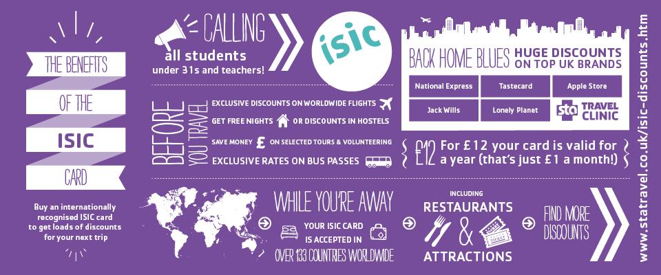 STA International Youth Travel Card