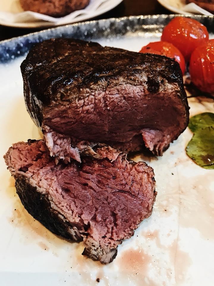 Fillet Steak at Bristol Harbour Hotel's Jetty Restaurant