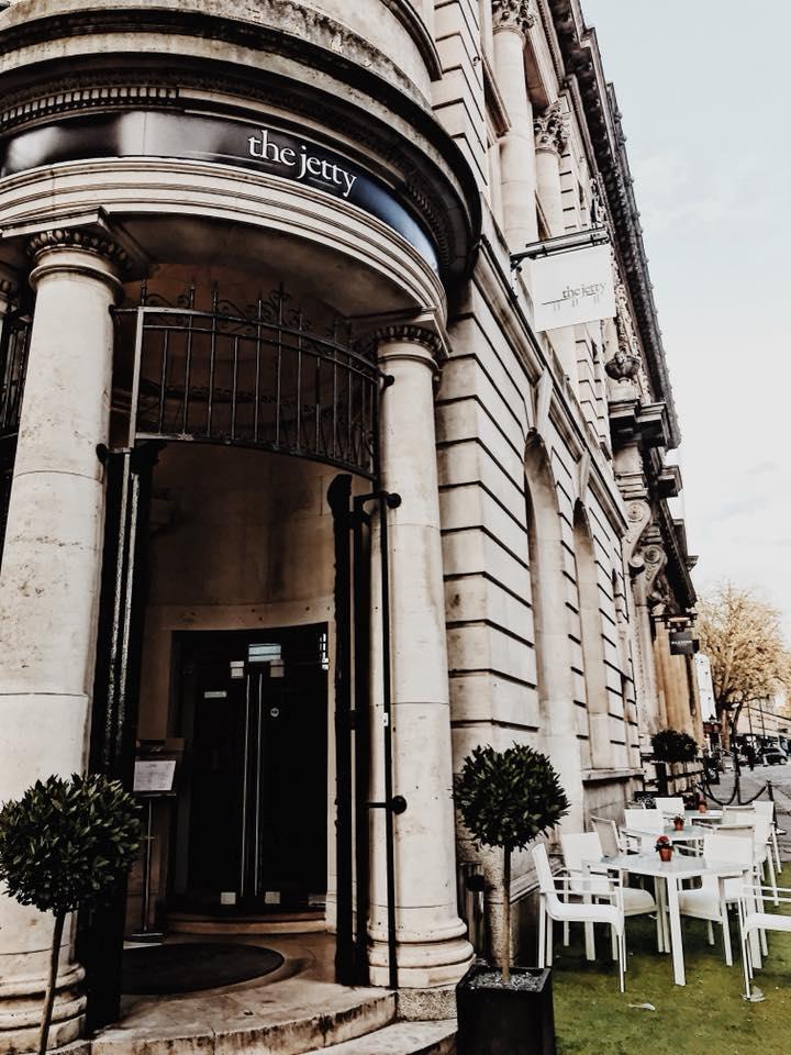 The Bristol Harbour Hotel Jetty Restaurant