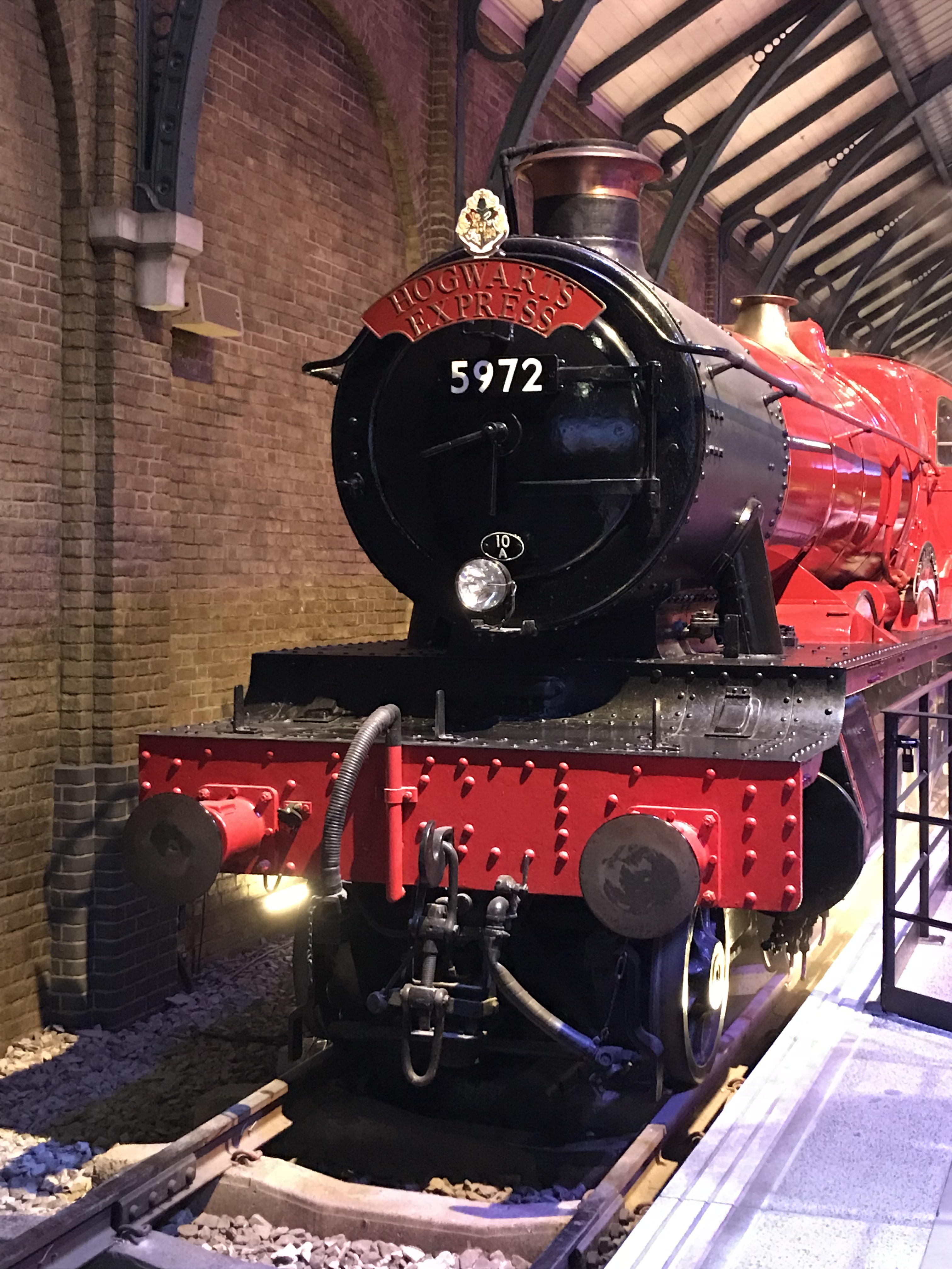 The Hogwart's Express