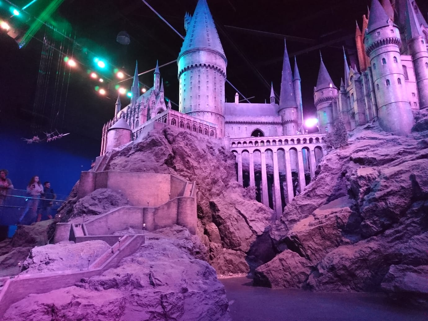 Harry Potter Studio Tour Hogwarts