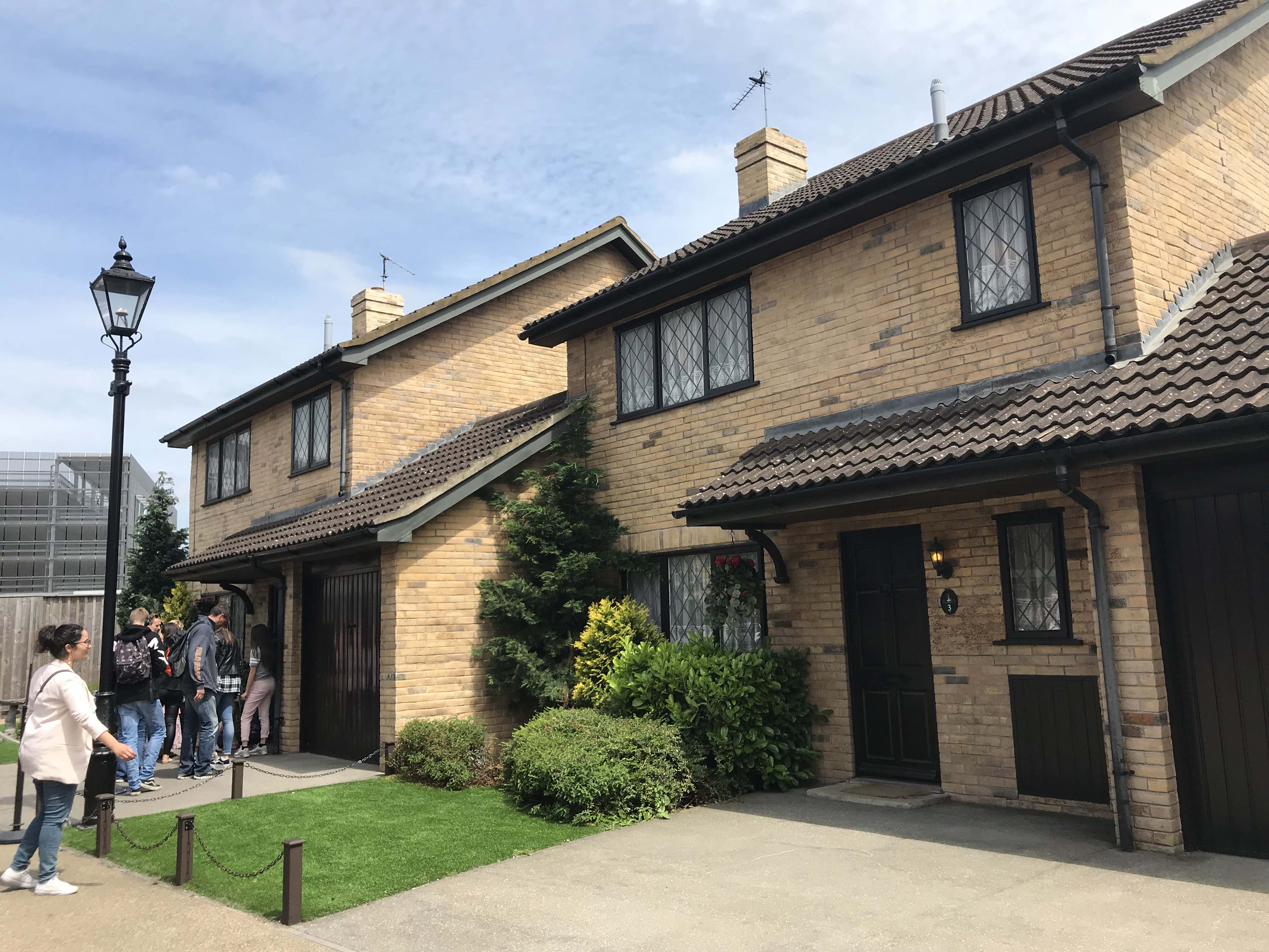 Harry Potter Studio Tour Privet Drive