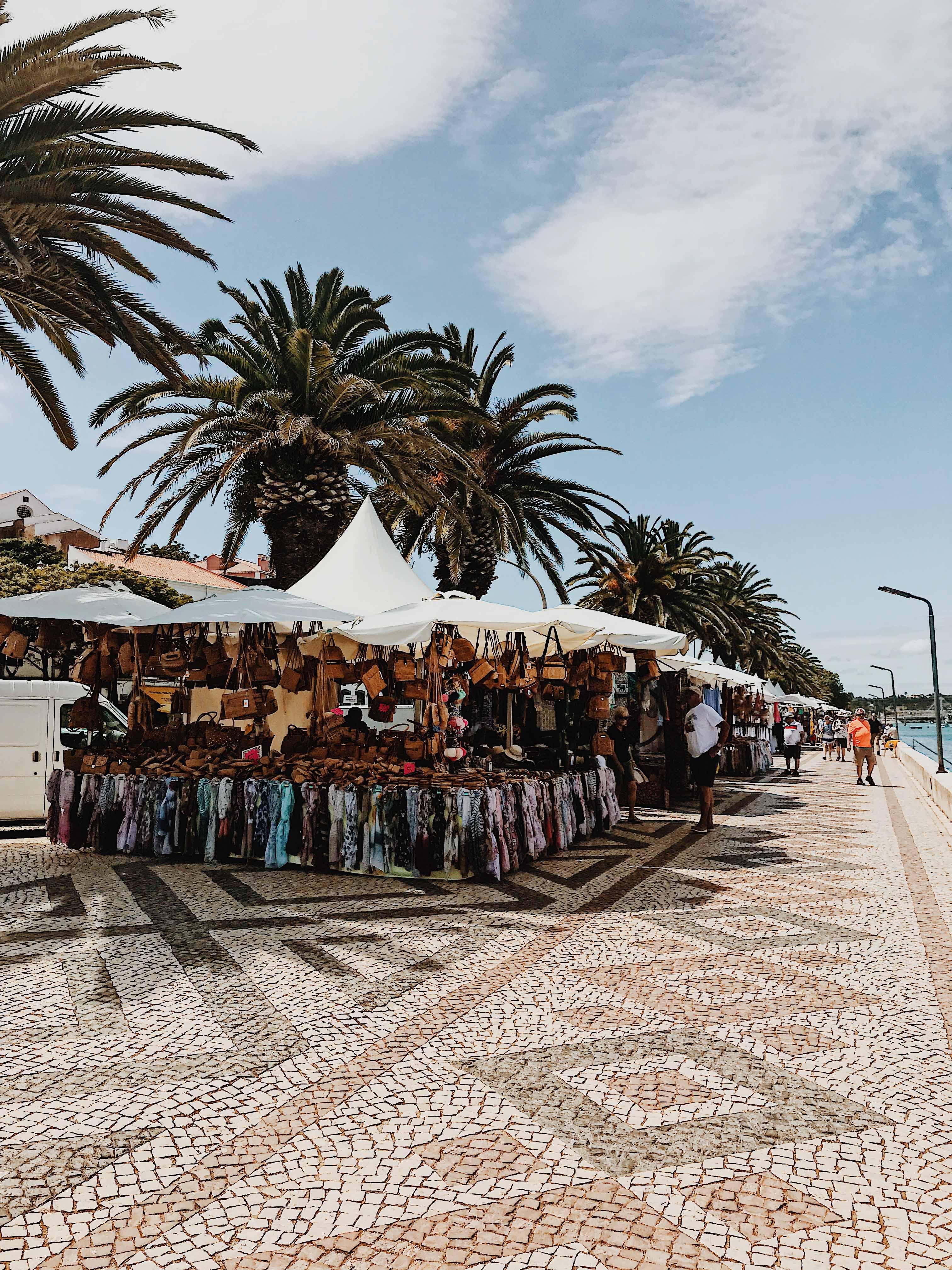 Lisbon Boardwalk