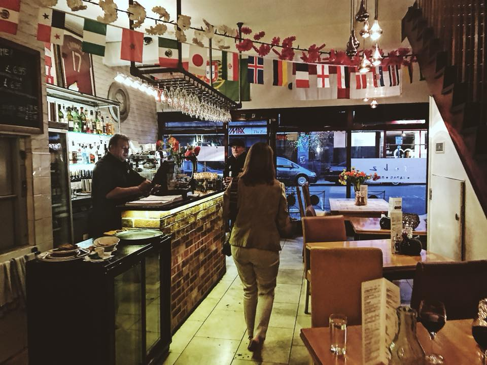 best restaurants in Gloucester - Sebz Portuguese Tapas