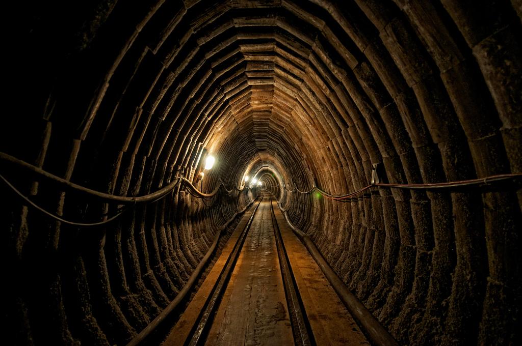 Hallstatt Salt Mine