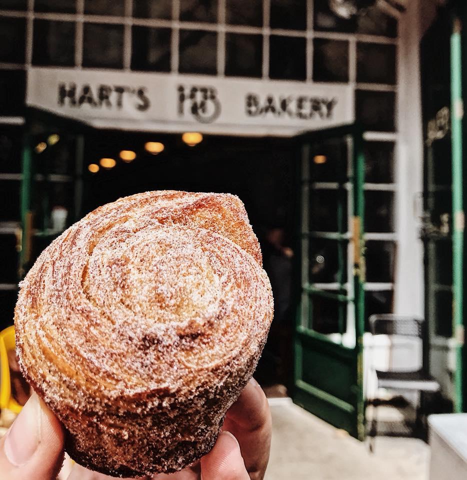 Hart's Bakery Miniature Cinnamon Bun