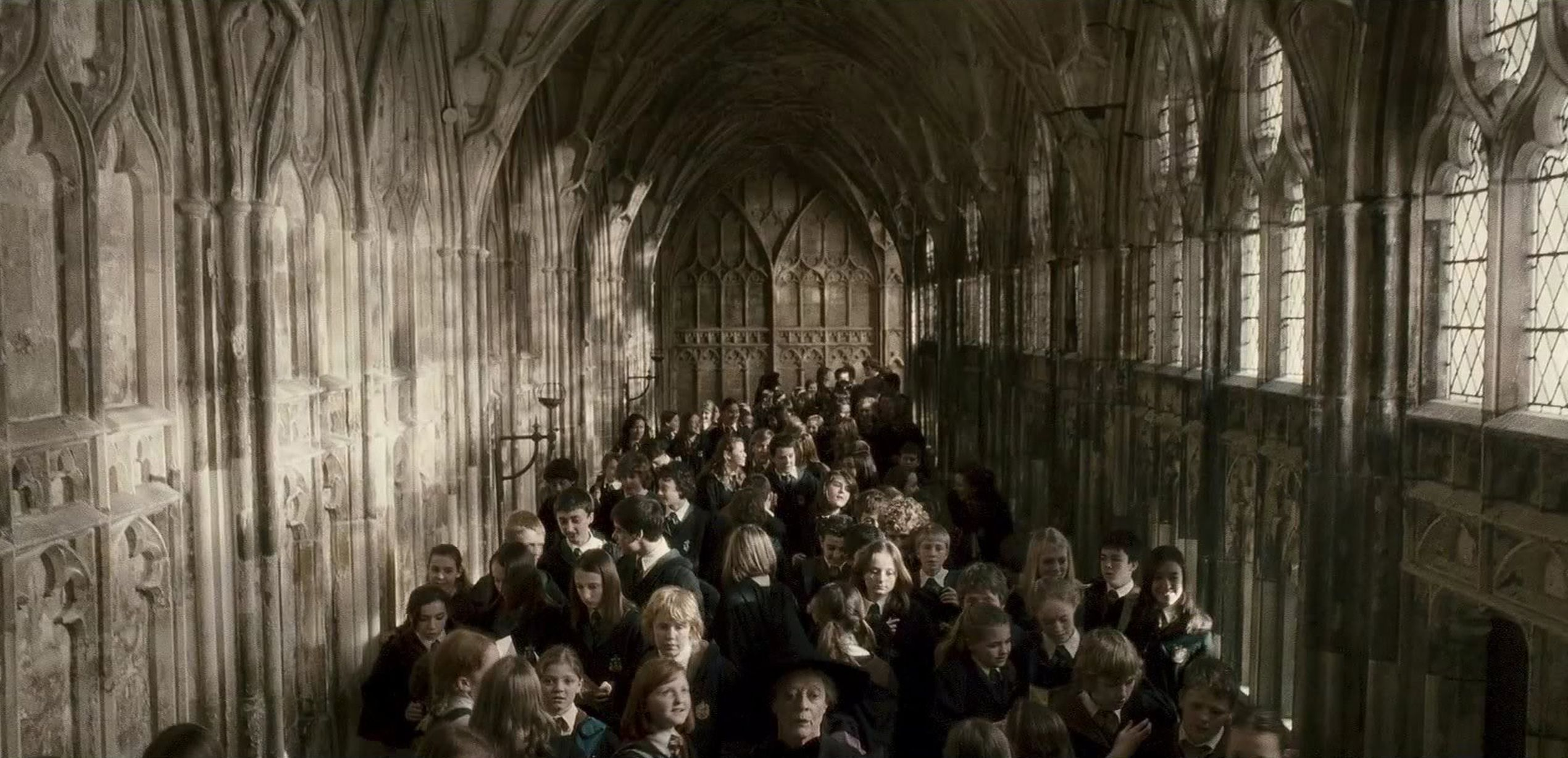 Gloucester Cathedral in Harry Potter. Image credit: Gloucestershire Live
