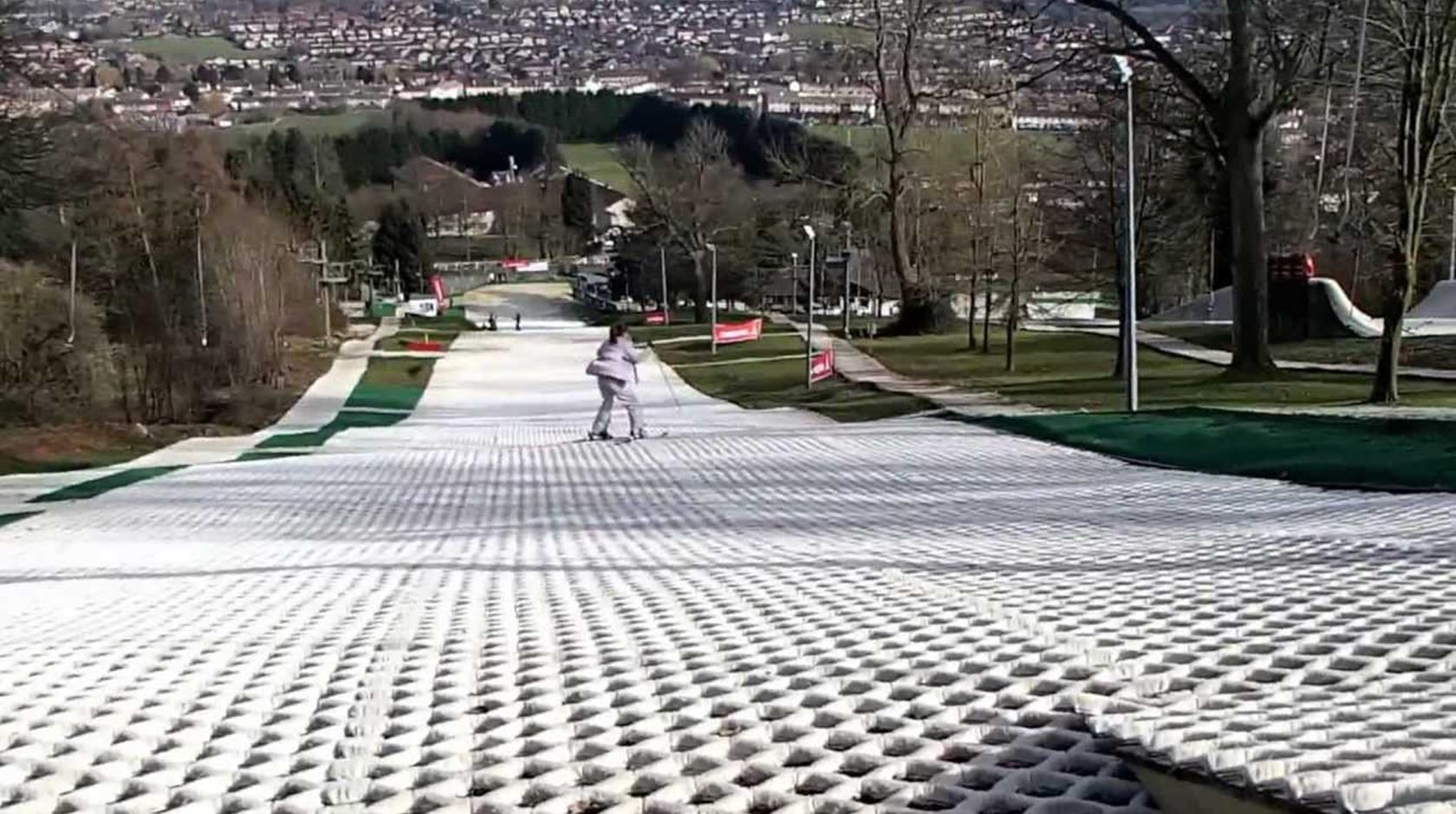 Gloucester Ski Slope.