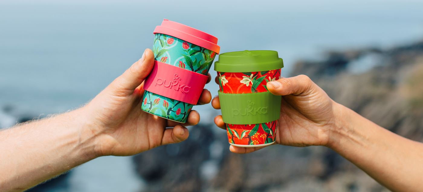 Pukka Herbs Bamboo Cup